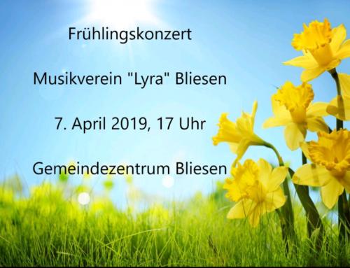 Frühlingskonzert